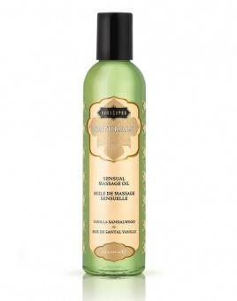 Kamasutra Naturals Massage Oil Vanilla Sandelwood
