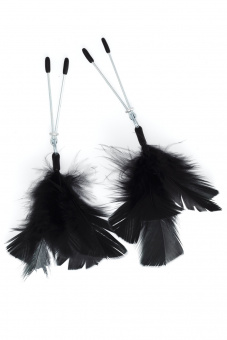NIPPLE Clamps Black
